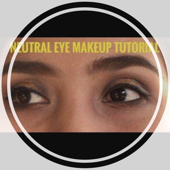 Neutral Eye Makeup Tutorial Yanna Paz
