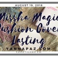 K-Poppin': Missha Magic Cushion Cover Lasting