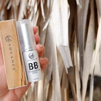 Makeup Review: Ever Bilena EB Advance BB Foundation Stick