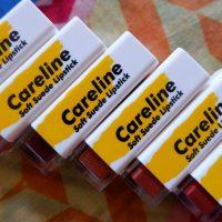Makeup Review: Careline Soft Suede Lipstick