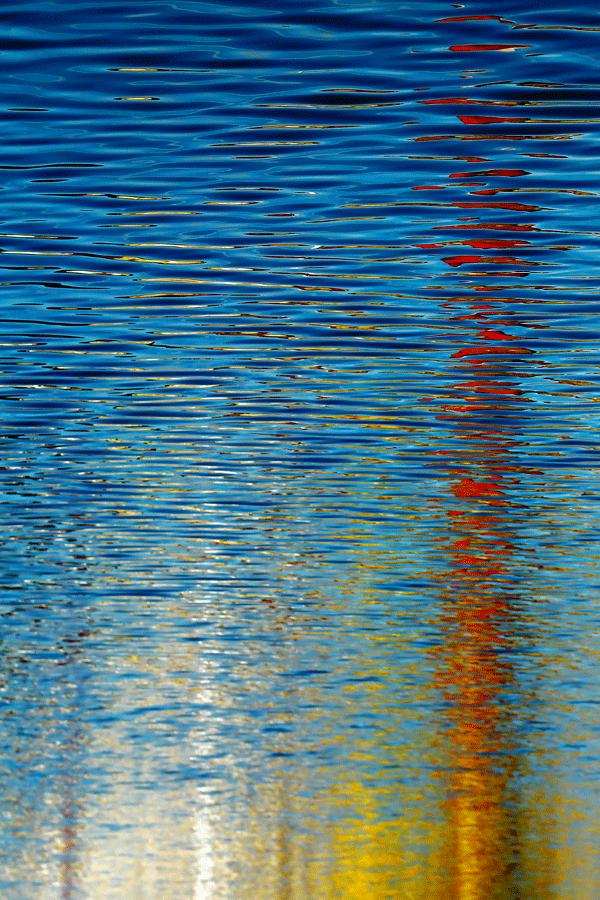 photo paysage ville verticalites lignes pictorialisme