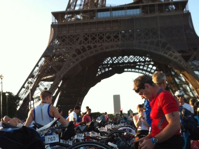 Triathlon de Paris 2010