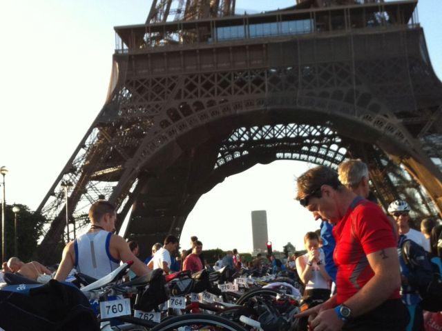 Triathlon de Paris 2010