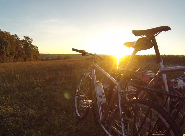 Bikepacking dans le Morvan