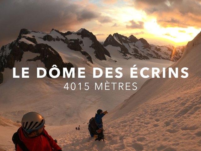 Dôme des Ecrins