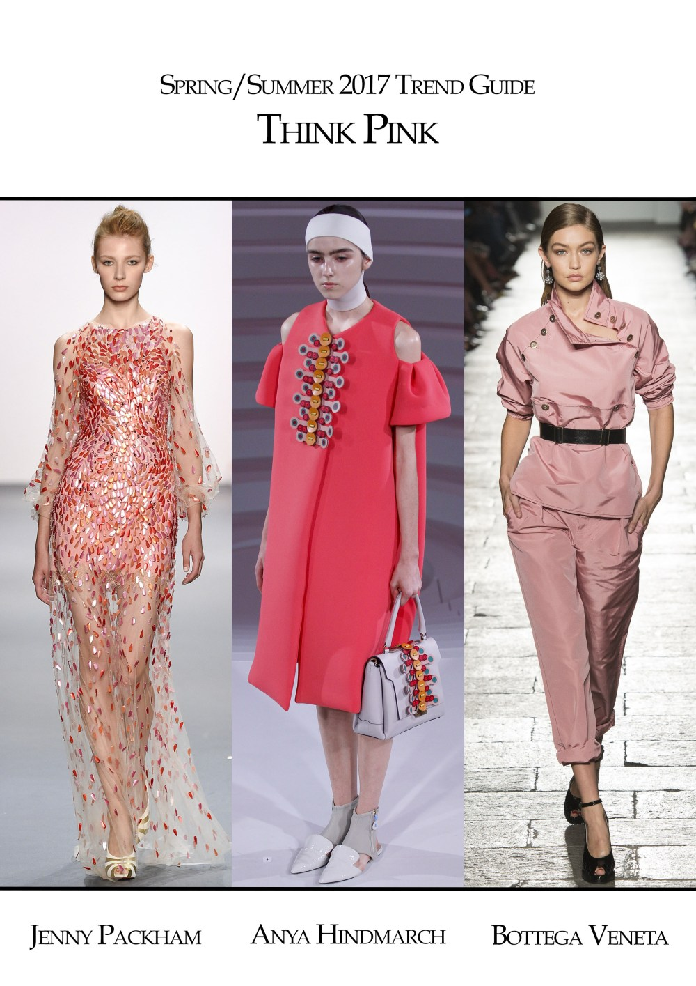 47a958942 Spring/Summer 2017 Trend Alert | Pink - Citizen of the Planet