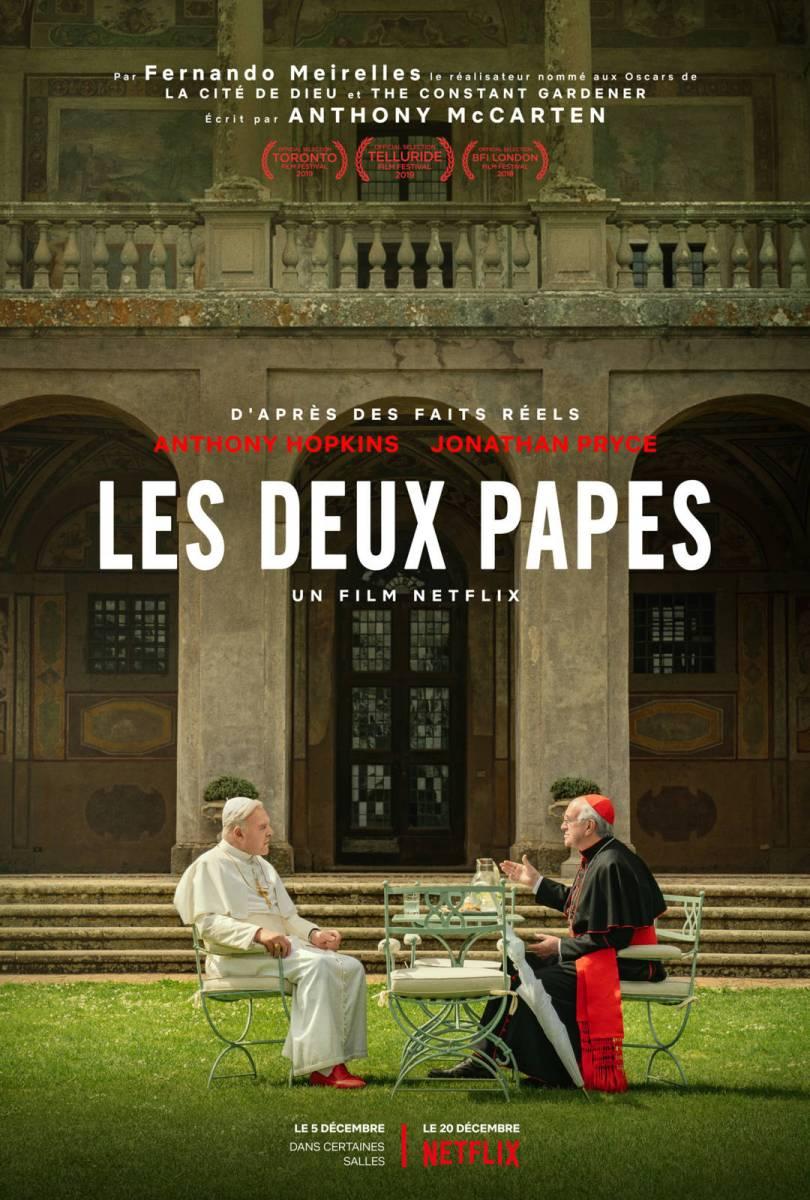 Le déjeuner historique de deux papes