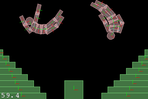 Box2D: Ragdoll example for Cocos2D   Yannick Loriot