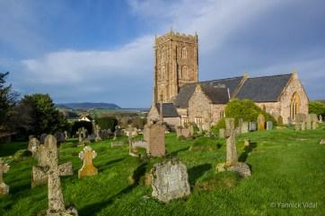 Saint Andrews church (Old Cleeve)