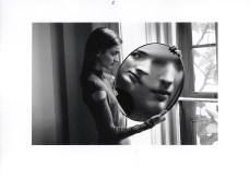 Duane Michals Dr. Heisenberg's Magic Mirror of Uncertainty, 1998 b