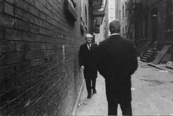 Les séquences photographiques de Duane Michals 18