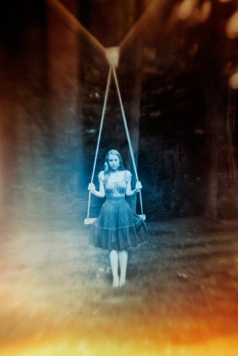 Richard Tuschman - Jessica On A Swing