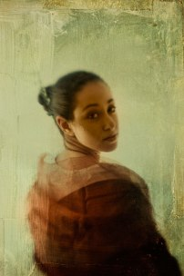 Richard Tuschman - red shawl