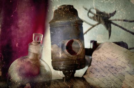 Richard Tuschman - Western Still Life