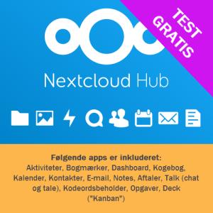 Nextcloud Hub Test