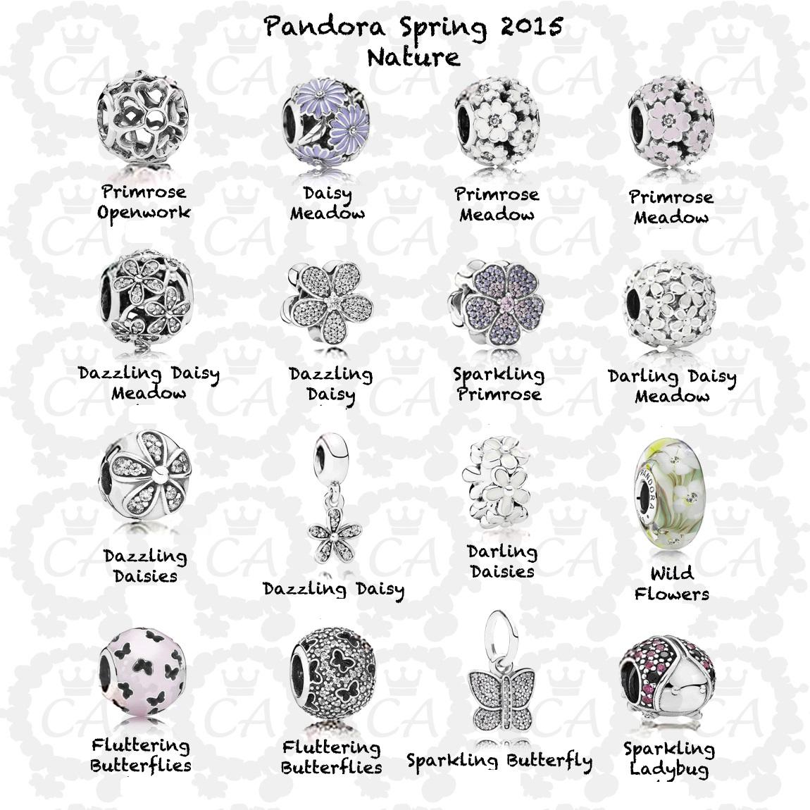 Pandora Jewellery Brand 360 Cord Mccoy