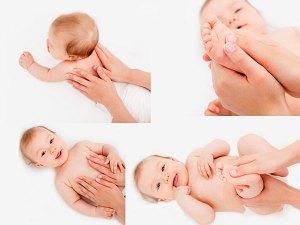 Силата на докосването - масажи за бебета с Бистра Танева @ студио Янтра | София | Област София | България