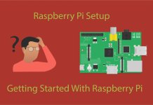 raspberry pi setup getting started with raspberry pi
