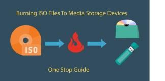 iso burning software