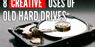 what to do with old hard drives