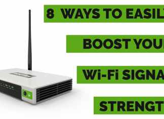 Top 8 Ways To Boost Wifi Signal With And Without Antenna