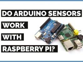 do arduino sensors work with raspberry pi