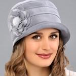 шляпа в романтическом стиле