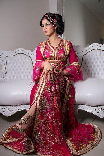арабские черты в одежде
