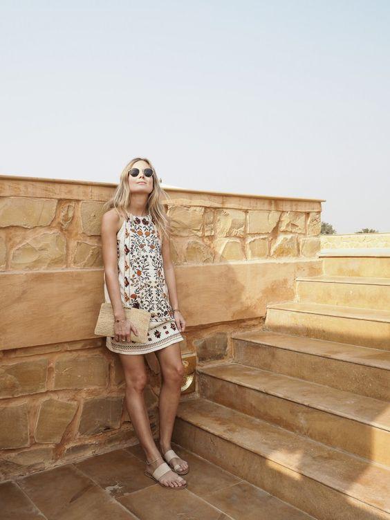 арабские мотивы в повседневной одежде