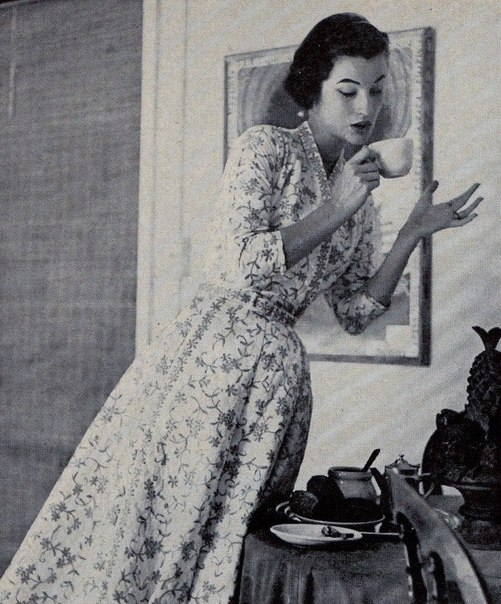 идеальные домохозяйки 50-х
