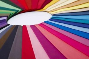 платки для цветотестирования