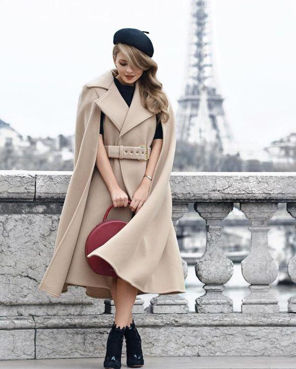 Французский стиль в одежде для женщин, фото и примеры