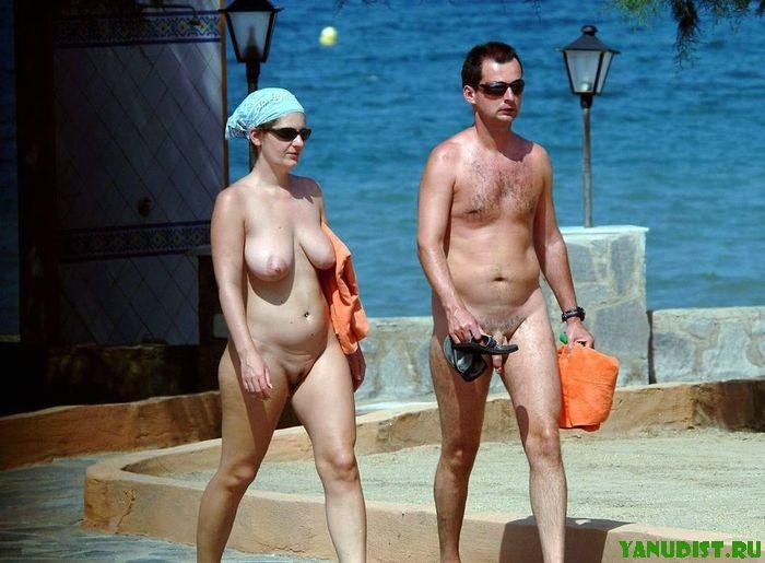 фото голые на ибицах