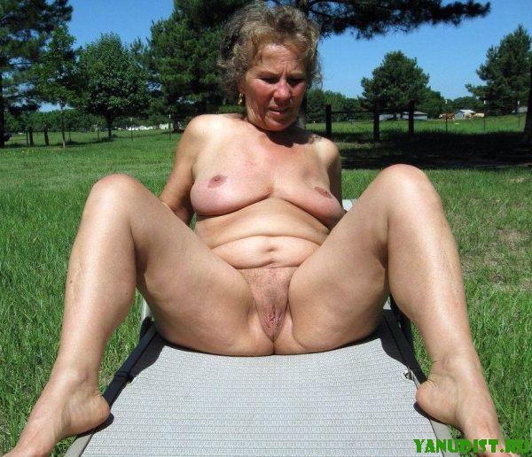 фото голые пожилые толстые