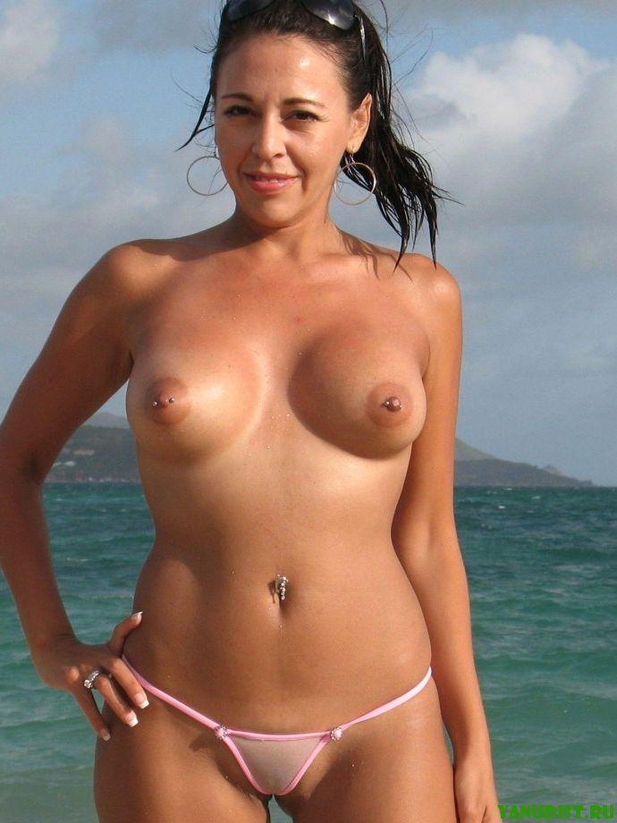 фото голых отдыхающих на пляже