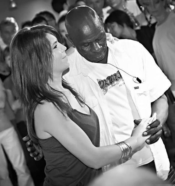 Kizomba avec Oumar