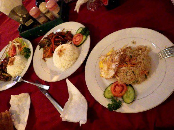 インドネシア料理 ナシゴレン