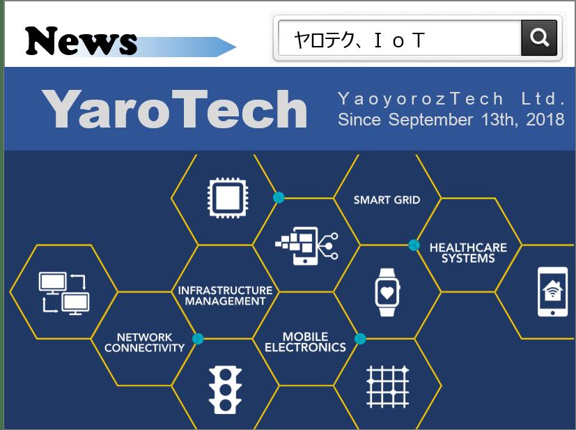 20180913_News_YaoyorozTech Ltd_Establishment
