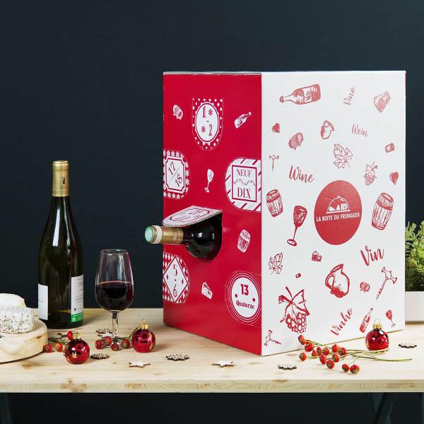 Comment choisir son calendrier de l'avent du vin ?