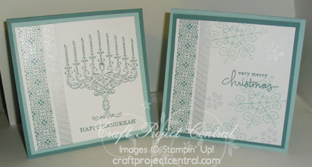Winter Holiday Cards by Yapha