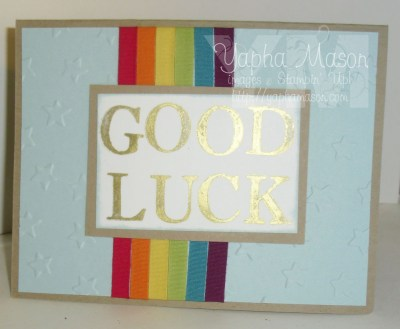 Good Luck by Yapha