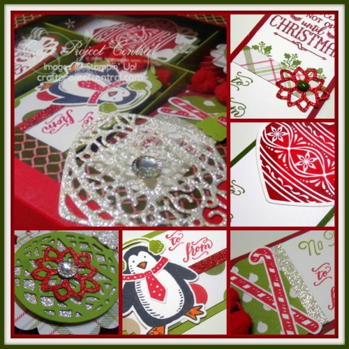 Christmas Tags & Ornament in a Box SP