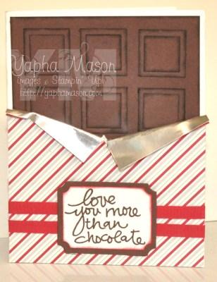 Chocolate Bar by Yapha