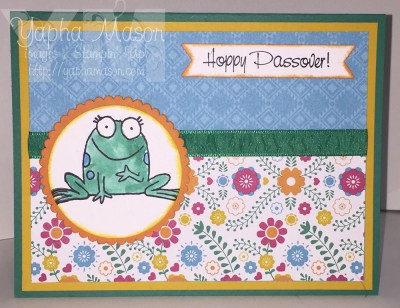 Hoppy Passover by Yapha