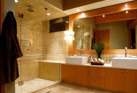 Banyoların aydınlatması