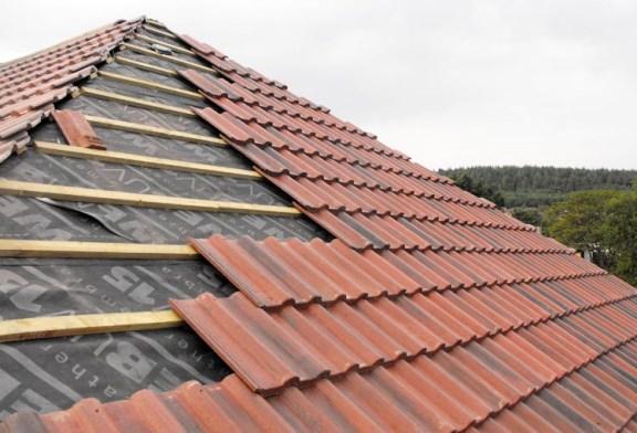 Çatılarda kiremitlerin uygulanacağı yüzey şekilleri