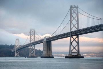Dev Yapılar: Oakland Körfez Köprüsü – San Francisco