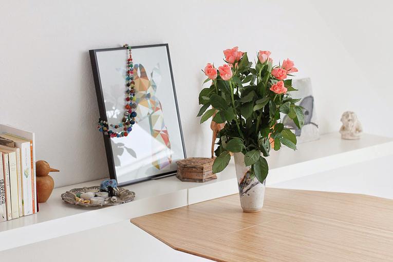 Çiçeklerle evinizi canlandırın