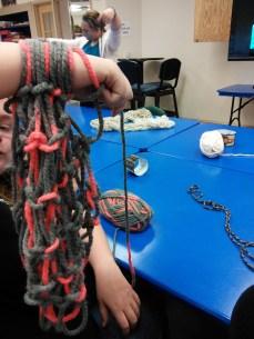 arm knitting a nd mint tins 019