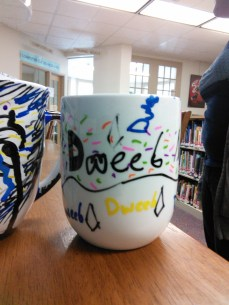 sharpie mugs and tyvek flowers 039